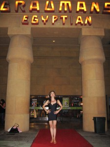 Egyptian Theatre L.A.